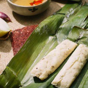 Hương lá chuối - banana leaf flavor STD