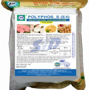 Polyphos_S (E4) (Phụ Gia Tạo Giòn Dai Cao Cấp Thay Thế Hàn The)
