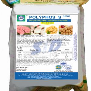 Polyphos_S (NEW) (Phụ Gia Tạo Giòn Dai Cao Cấp Thay Thế Hàn The)