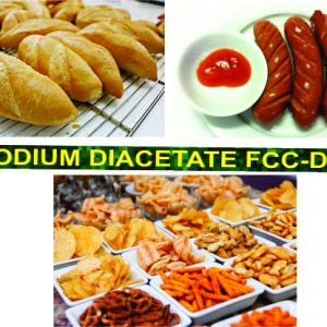 SODIUM DIACETATE FCC-D.F. STD